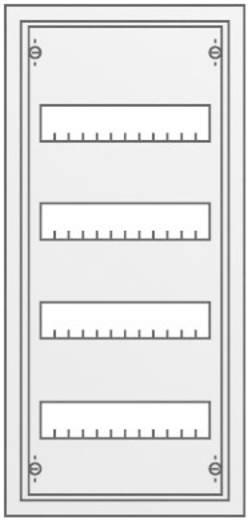 Verteilerschrank Aufputz Anzahl Teilungen = 48 Anzahl Reihen = 4 Striebel & John 30121 AT41