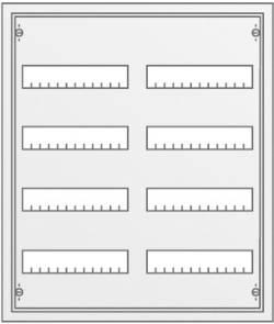 4řadá rozvodná skříň Striebel & John AP pod omítku, 96 modulů, IP31, 30102