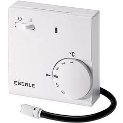 Pokojový termostat pro podlahové vytápění Eberle, 10až 60 °C, bílá