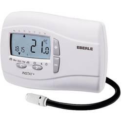 Izbový termostat so senzorom Eberle Instat Plus 3F, 10 až 40 °C, biely