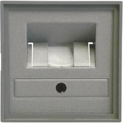 gira 1fach rahmen system 55 standard 55 reinwei matt. Black Bedroom Furniture Sets. Home Design Ideas