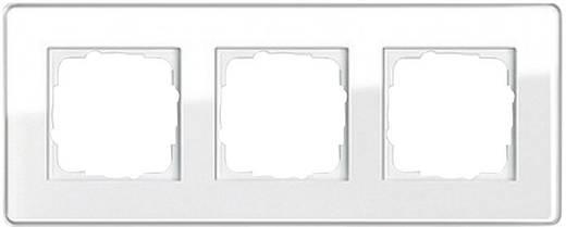 gira 3fach rahmen esprit standard 55 wei 0213 512 kaufen. Black Bedroom Furniture Sets. Home Design Ideas