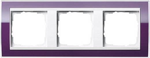 gira 3fach rahmen event klar standard 55 system 55 aubergine 0213 753. Black Bedroom Furniture Sets. Home Design Ideas