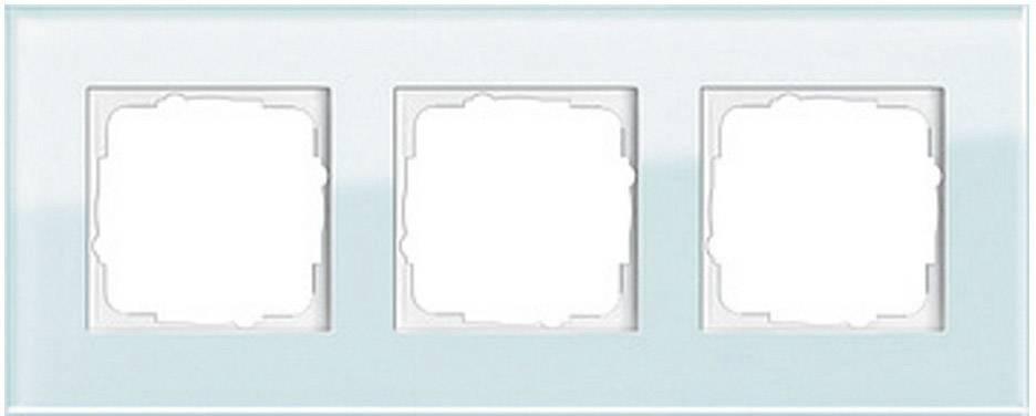 Gut GIRA 3fach Rahmen Esprit, Standard 55, System 55 Mint 0213 18  QZ32