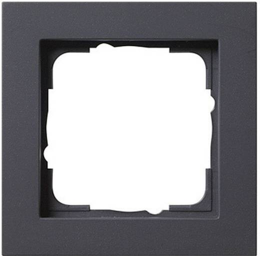 gira 1fach rahmen e2 standard 55 system 55 anthrazit 0211 23. Black Bedroom Furniture Sets. Home Design Ideas
