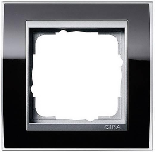 gira 1fach rahmen event klar standard 55 system 55 schwarz 0211 736 kaufen. Black Bedroom Furniture Sets. Home Design Ideas