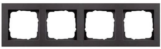 gira 4fach rahmen e2 standard 55 anthrazit 0214 23. Black Bedroom Furniture Sets. Home Design Ideas