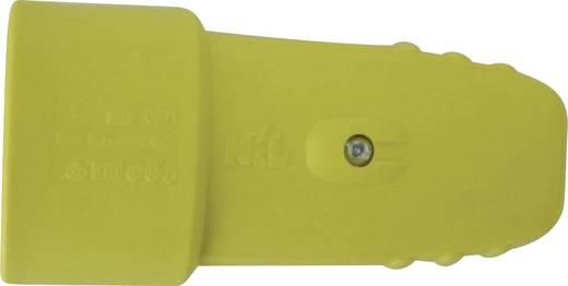 Schutzkontaktkupplung Gelb