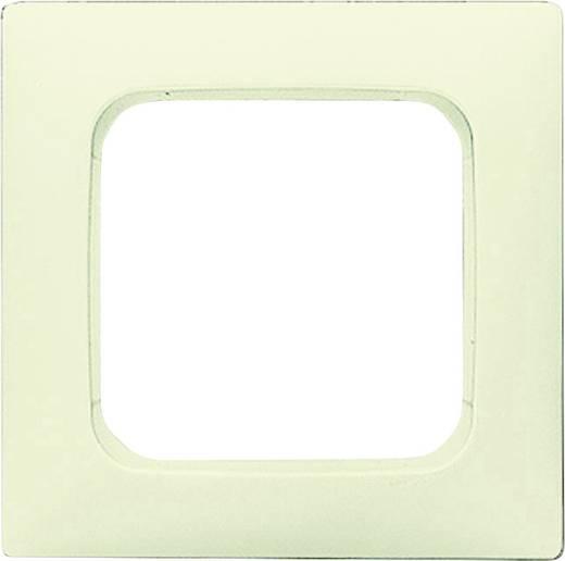 busch jaeger 1fach rahmen duro 2000 si linear creme wei 2511 212k 101 kaufen. Black Bedroom Furniture Sets. Home Design Ideas