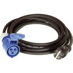 Adaptér CEE Cara 351.201-5-CO, IP44, 230 V, 16 A
