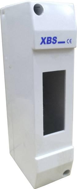 Coffret électrique en saillie MK1 612566 Nbr d'emplacements total=1 Nbr de rangées = 1