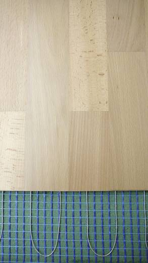Arnold Rak 1320800 Fußbodenheizung elektronisch 1600 W 8 m²