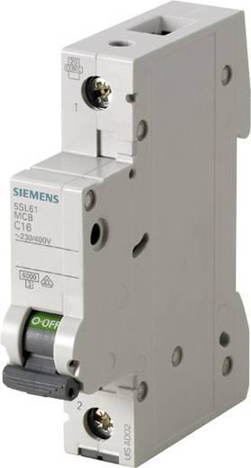 Siemens 5SL6116-6 Leitungsschutzschalter 1polig 16 A