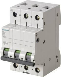 Jistič C Siemens, 25 A, 3pólový, 5SL6325-7