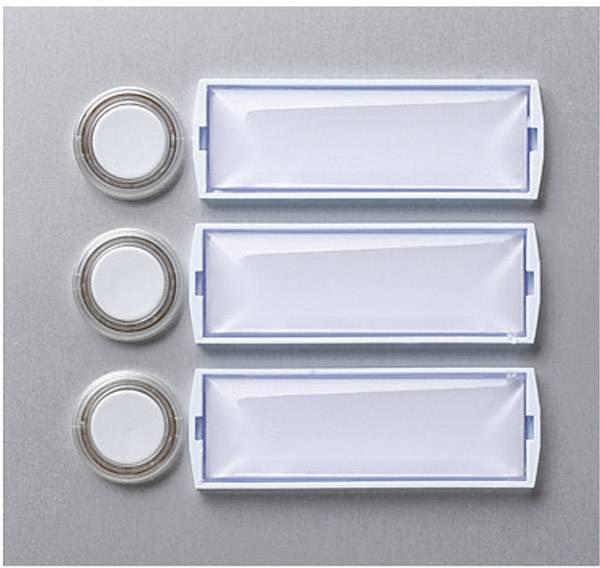 Messing-Klingelplatte-112 x 75 mm-Klingel-Namensschild-Schild-Klingelknopf