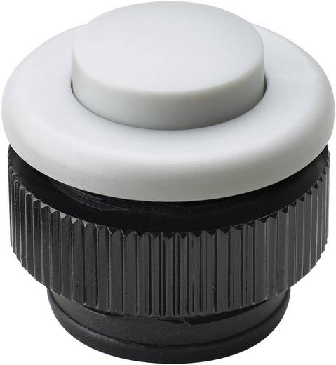 Klingeltaster 1fach Grothe 61032 Weiß 24 V/1,5 A