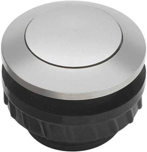 Klingeltaster 1fach Grothe 62002 Aluminium 24 V/1,5 A