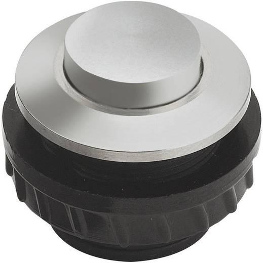 Klingeltaster 1fach Grothe 62016 Aluminium 24 V/1,5 A