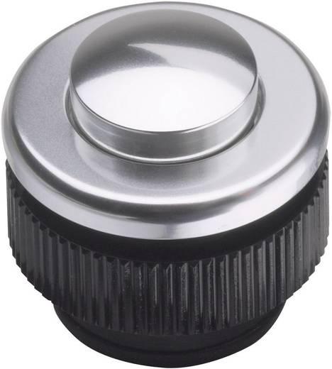 Klingeltaster 1fach Grothe 62032 Aluminium 24 V/1,5 A
