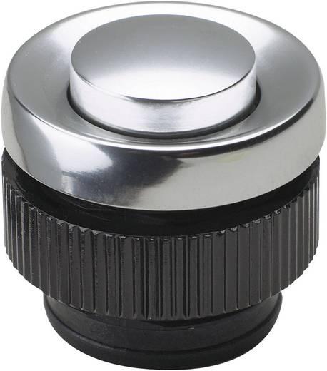 Klingeltaster 1fach Grothe 62045 Aluminium 24 V/1,5 A