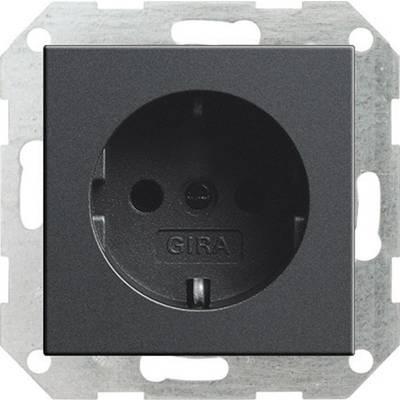 gira einsatz schutzkontakt steckdose system 55 standard. Black Bedroom Furniture Sets. Home Design Ideas
