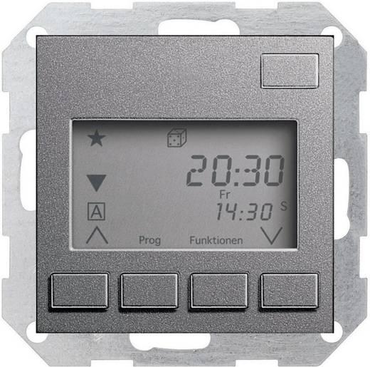 GIRA Einsatz Zeitschaltuhr System 55, Standard 55, E2, Event, Event Klar, Event Opak, Esprit, ClassiX Anthrazit 117528