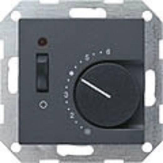 GIRA Einsatz Thermostat System 55, Standard 55, E2, Event, Event Klar, Event Opak, Esprit, ClassiX Anthrazit 039228