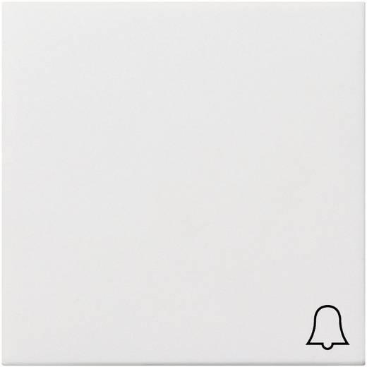 """GIRA Abdeckung Symbolwippe """"Klingel"""" Flächenschalter Reinweiß 0286112"""