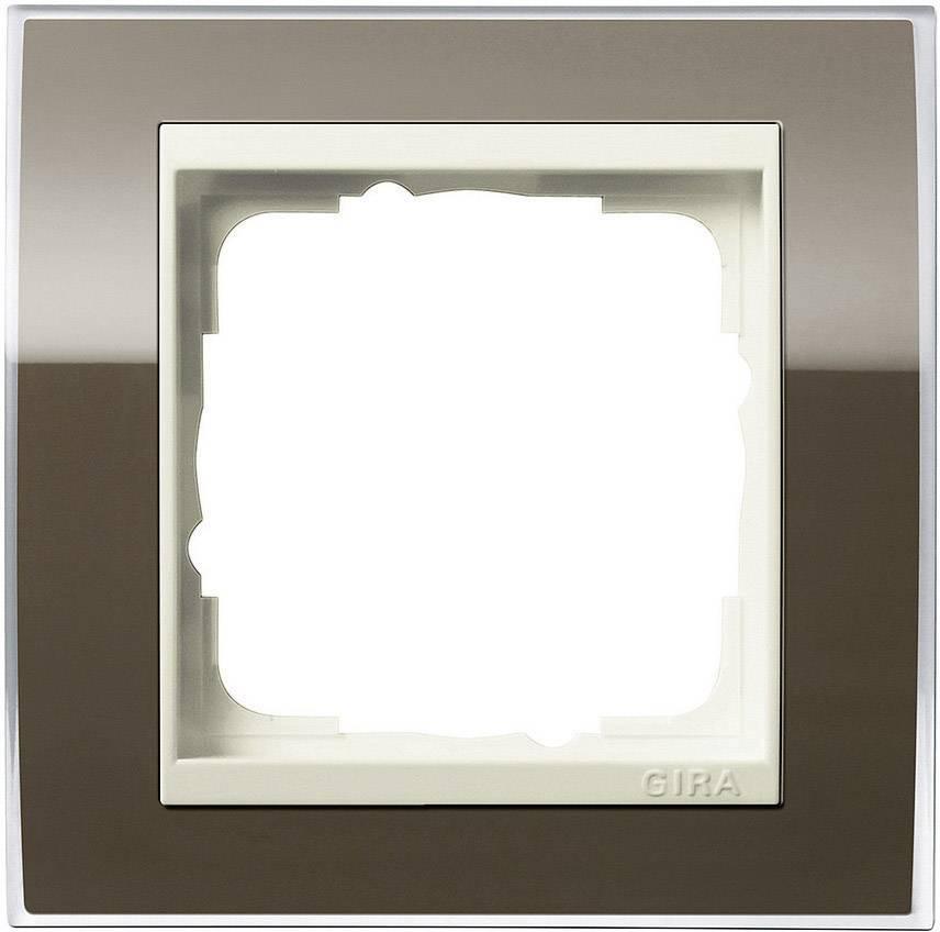 Ordentlich GIRA 1fach Rahmen Event, Standard 55 Braun 0211761 online kaufen  TL64