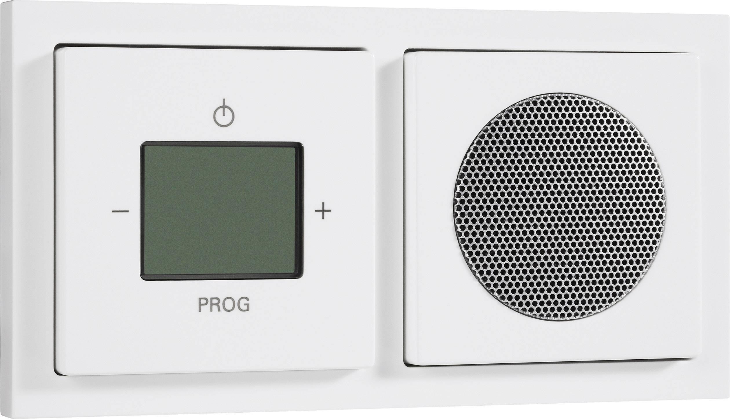 Busch Jäger UP Radio Komplett-Set Reflex Balance Duro2000® Steckdose 3-Fach