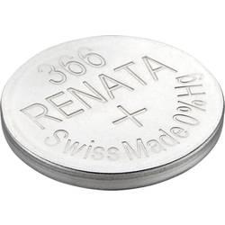 Knoflíková baterie na bázi oxidu stříbra Renata SR1116, velikost 366, 47 mAh, 1,55 V