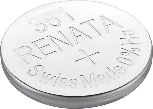Knopfzelle 381 Silberoxid Renata SR55 50 mAh 1.55 V 1 St.