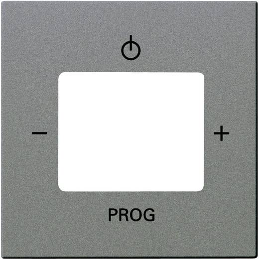 Busch-Jaeger Abdeckung Unterputz-Radio Solo Grau (metallic) 8252-803