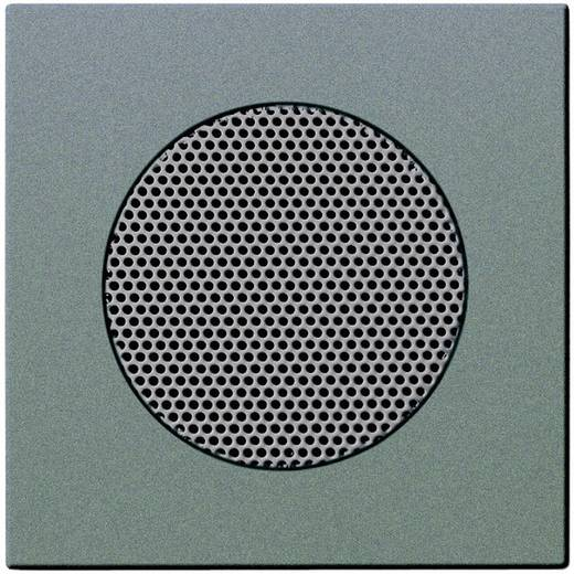 Busch-Jaeger Abdeckung Lautsprecher Solo Grau (metallic) 8253-803