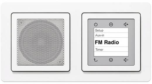 Berker Einsatz Unterputz-Radio Q.1, Q.3 Polarweiß 2880 60 89