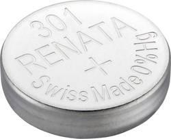 Pile bouton 301 oxyde d'argent Renata 130 mAh 1.55 V 1 pc(s)