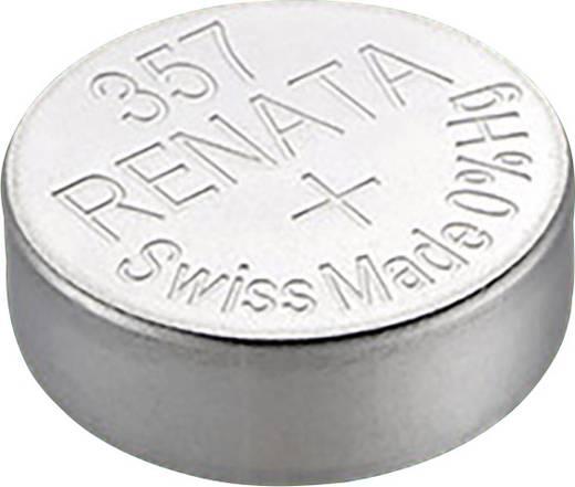 Knopfzelle 357 Silberoxid Renata SR44 Hochstromfähig 160 mAh 1.55 V 1 St.