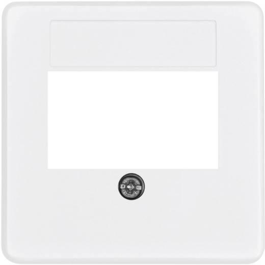 PERA Abdeckung TAE-Steckdose Pera Weiß 103028