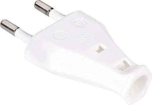 Eurostecker Kunststoff 230 V Weiß IP20 613382
