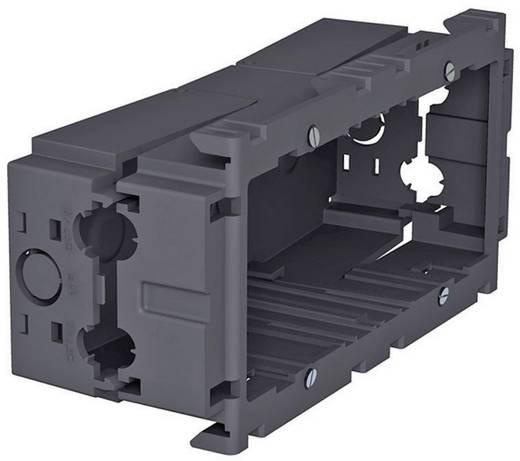 Brüstungskanal Geräteeinbaudose OBO Bettermann 6288611 1 St. Grau
