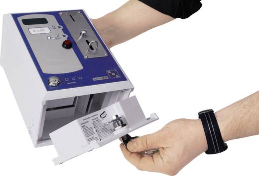 Münzzeitzähler digital Tagesprogramm bis 255 min 040.041-100 3680 W IP20