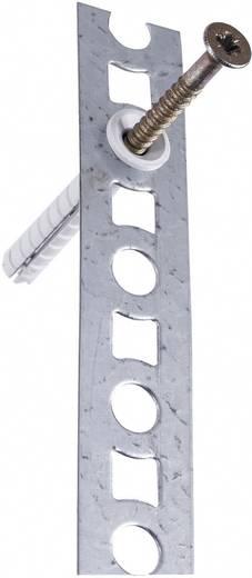 Montageband (L x B) 10000 mm x 12 mm 900.925 10 m Silber