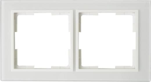 GAO 2fach Rahmen Modul Glas, Klar EFV002-A