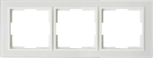 GAO 3fach Rahmen Modul Glas, Klar EFV003-A