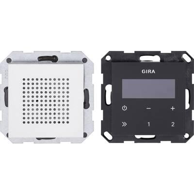 gira einsatz unterputz radio system 55 standard 55. Black Bedroom Furniture Sets. Home Design Ideas
