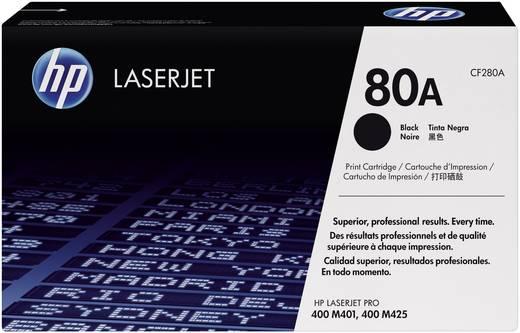 HP Toner 80A CF280A Original Schwarz 2700 Seiten