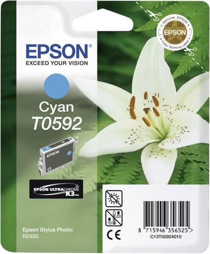 Epson Tinte T0592 Original Cyan C13T05924010