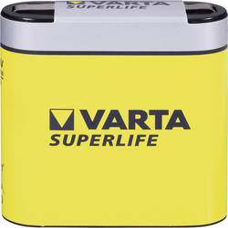 Pile plate Varta Superlife 3LR12