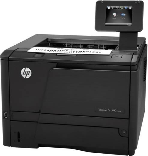 HP LaserJet Pro 400 Drucker M401dn Mono-Laserdrucker A4 33 S./min 1200 x 1200 dpi Duplex, LAN