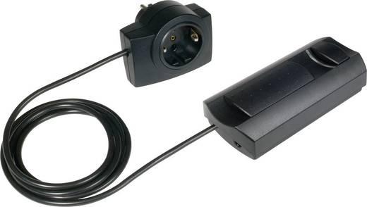 Dimm-Adapter Geeignet für Leuchtmittel: Halogenlampe, Glühlampe Schwarz Ehmann 2620x0109
